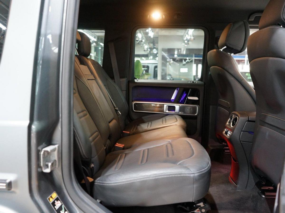 奔驰 奔驰G级  2019款 G 500图片