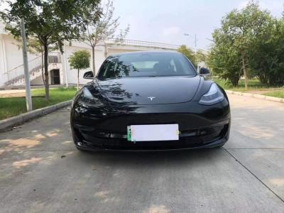 2019年6月 特斯拉 Model 3 长续航后驱版图片