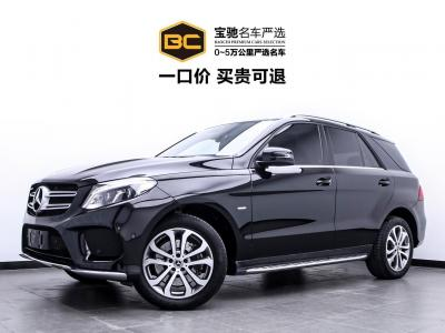 奔驰 奔驰GLE  2019款 GLE 320 4MATIC 动感型臻藏版
