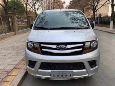 江淮 瑞风M3  2018款 1.6L 速运版 5座