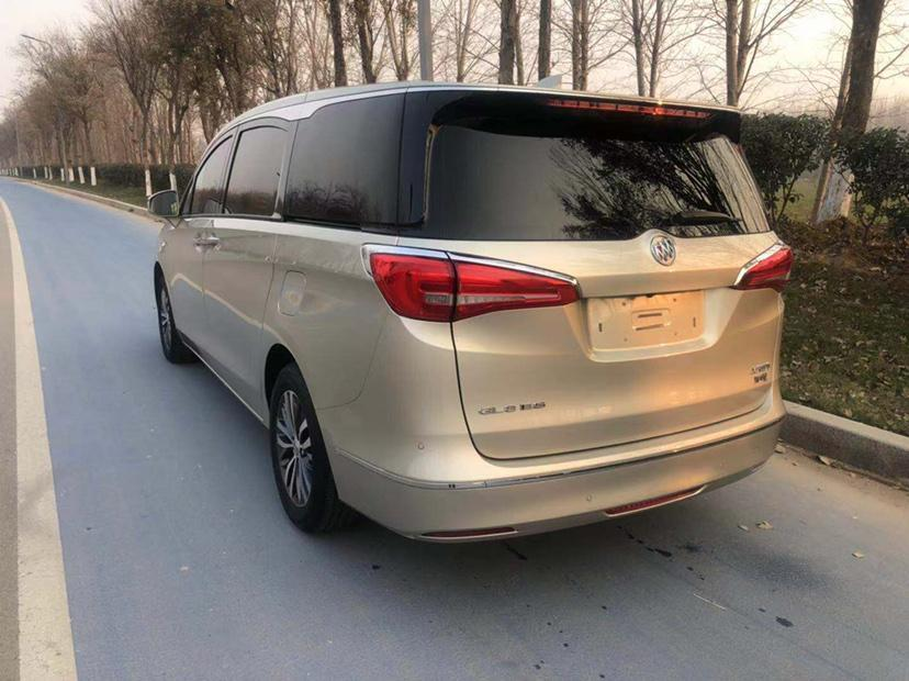 别克 GL8  2018款 ES 28T 豪华型 国VI图片