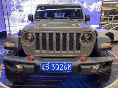 2019年12月 Jeep 牧马人(进口) 2.0T Sahara 四门炫顶版图片