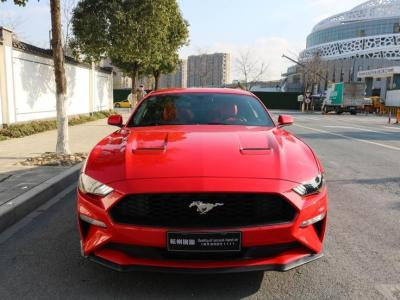2018年8月 福特 Mustang(进口) 2.3L EcoBoost图片