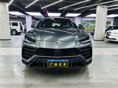 2020年6月 兰博基尼 Urus 4.0T V8图片