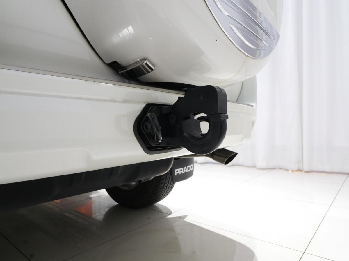丰田 普拉多  2019款 普拉多 3.0T 柴油 后挂 7座 高配 (中东)图片