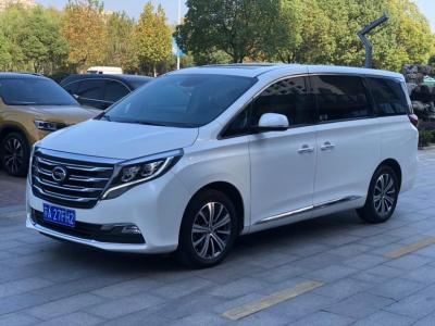 2018年9月 广汽传祺 GM8 320T 旗舰版图片