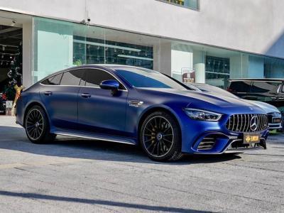 奔驰 奔驰AMG GT  2017款 AMG GT S