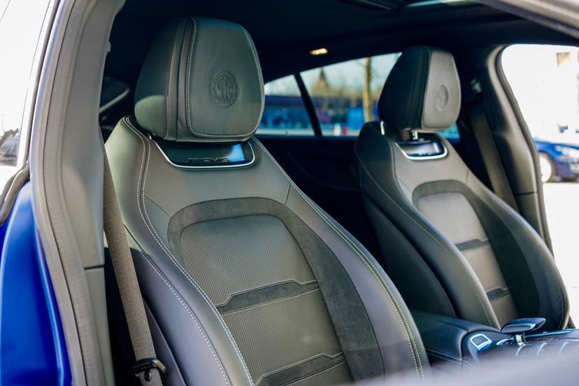 奔驰 奔驰AMG GT  2017款 AMG GT S图片
