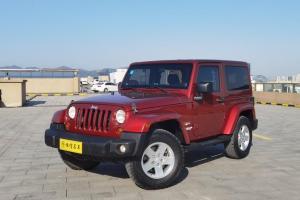2012年8月 Jeep 牧马人  3.6L Sahara 两门版图片