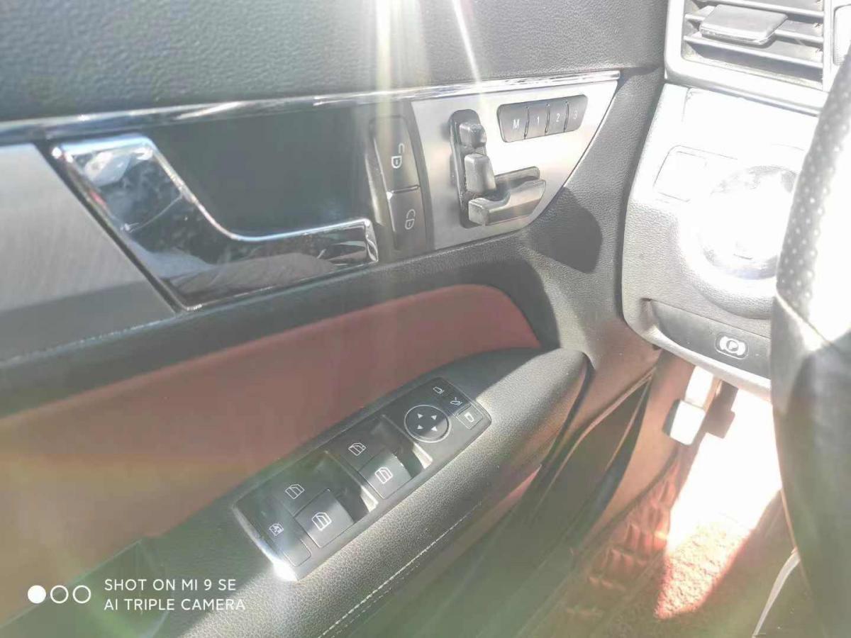 奔驰 奔驰E级  2011款 E 260 CGI 敞篷版图片