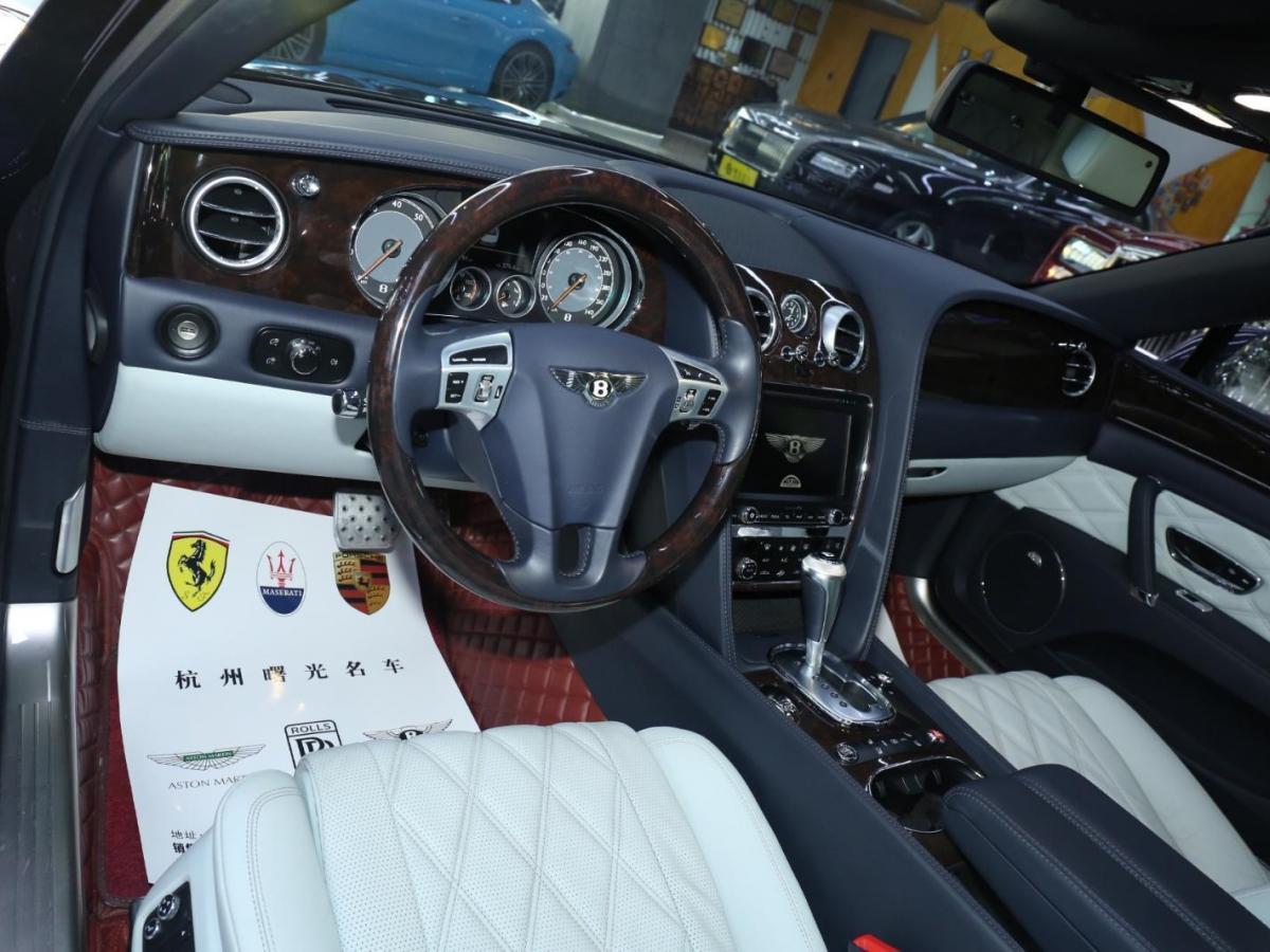 宾利 飞驰  2013款 6.0T W12 Mulliner图片