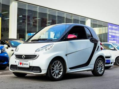 smart fortwo  2015款 1.0L 52千瓦硬顶激情版图片