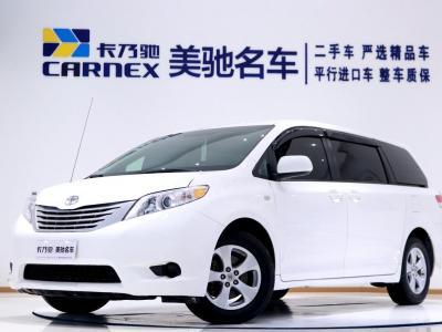 2013年10月 丰田 塞纳(进口) 2.7L 两驱自动型图片