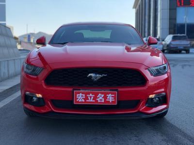 2018年1月 福特 Mustang  2.3T 性能版图片