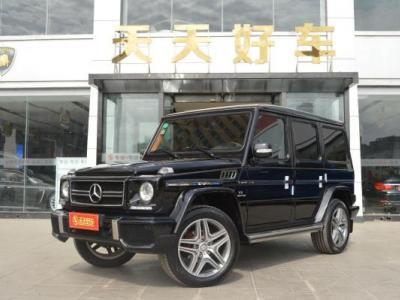 奔驰 G级  G500 5.5