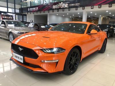 福特 Mustang  2020款 2.3L EcoBoost
