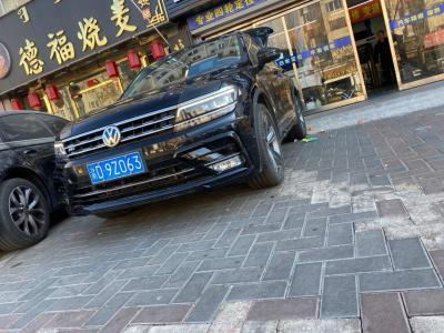 大众 Tiguan  2018款 330TSI 四驱高配型图片