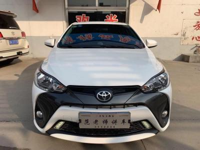 2017年9月 丰田 YARiS L 致炫  1.5G CVT劲速天窗升级版图片
