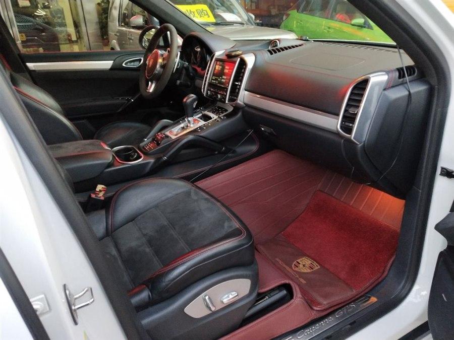 保时捷 Cayenne  2012款 Cayenne GTS 4.8L图片