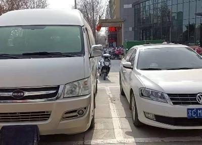 2014年6月 金龙 凯歌 2.4L轻型客车豪华型4RB2图片