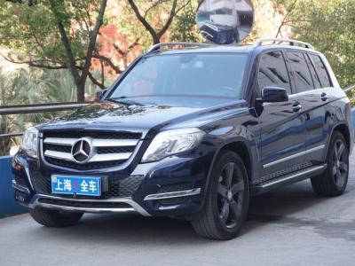 2014年9月 奔驰 奔驰GLK级 GLK 300 4MATIC 动感天窗型图片