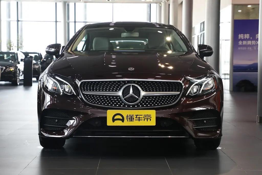 北京二手奔驰奔驰E级2020款E260轿跑车手自一体报价48万