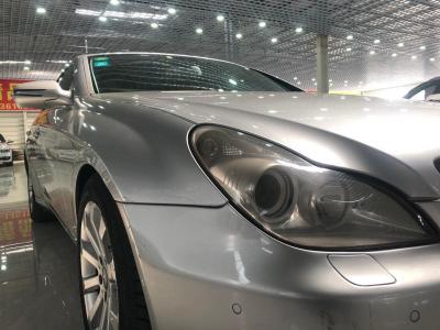 奔驰 奔驰CLS级  2009款 CLS 300