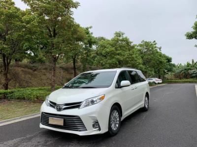 2015年6月 丰田 塞纳(进口) 3.5L 四驱L图片