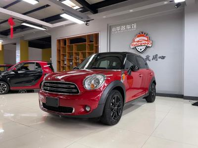 2017年9月 MINI COUNTRYMAN  1.6L COOPER Fun图片