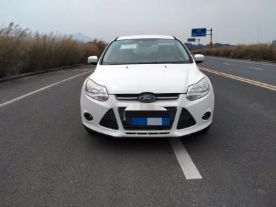 福特 福克斯  2012款 兩廂 1.6L 自動舒適型