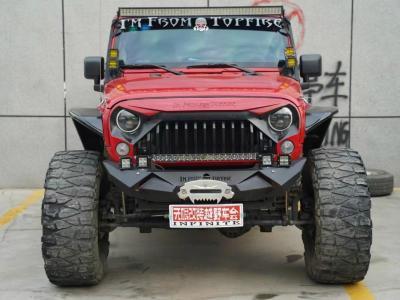 Jeep 牧马人  2013款 3.6L Rubicon 四门版图片