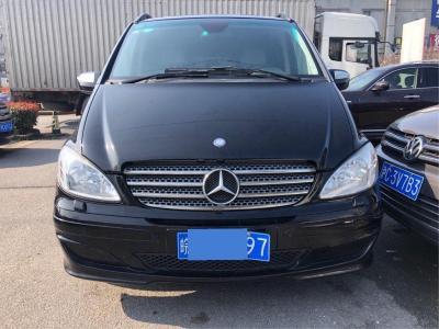 2011年8月 奔驰 奔驰唯雅诺(进口) Viano 3.5L图片