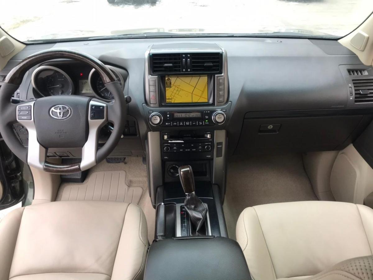 丰田 普拉多  2010款 2.7L 自动豪华版图片