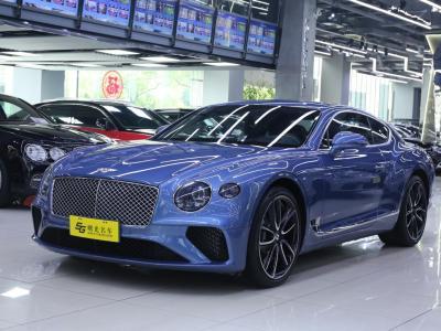2020年1月 宾利 欧陆  6.0T GT W12图片