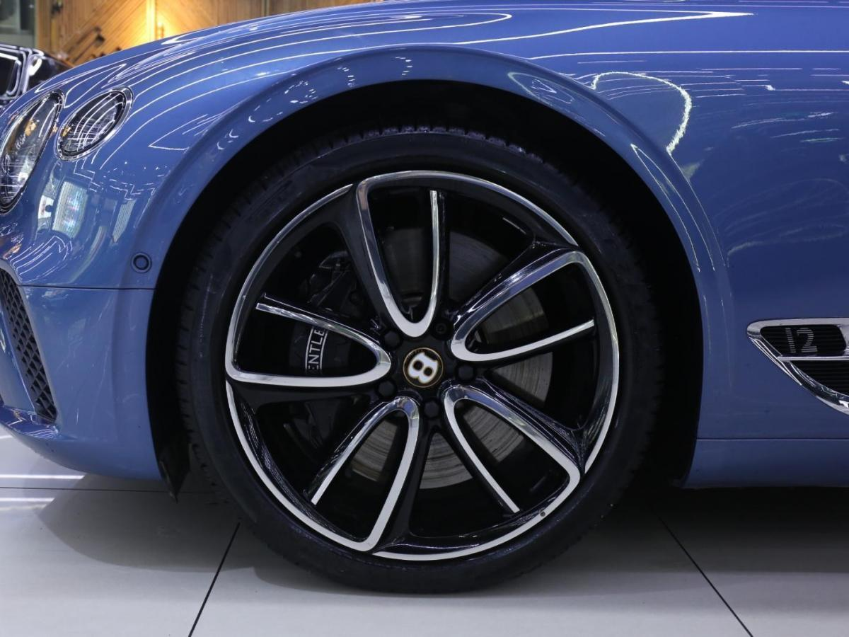 宾利 欧陆  2018款 6.0T GT W12图片