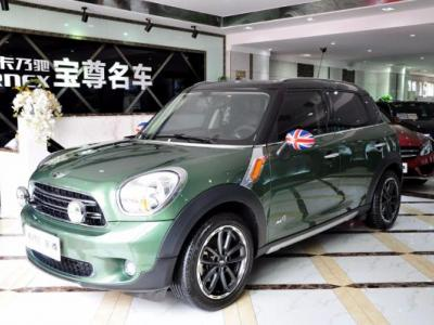 2015年2月 MINI Countryman 1.6T Fun图片