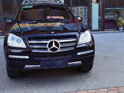 2011年6月 奔驰 奔驰GL级(进口) GL 450 4MATIC尊贵型图片