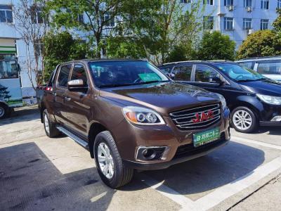 江淮 帅铃T6  2016款 2.8T柴油创客版舒适型长轴HFC4DA1-2C