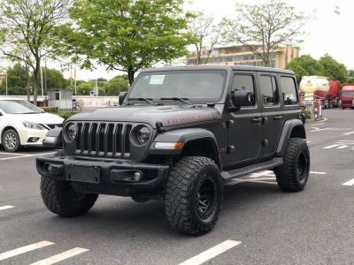 2020年6月 Jeep 牧马人  2.0T Rubicon Recon 四门丛林英雄限量版图片