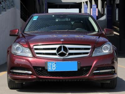 奔驰 奔驰C级  2013款 C 260 CGI 时尚型