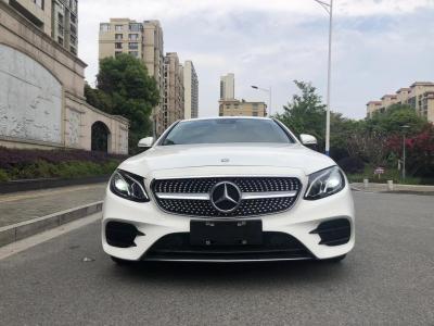 奔驰 奔驰E级  2015款 改款 E 180 L