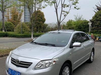 豐田 卡羅拉  2008款 1.8L 自動GL-i天窗特別版