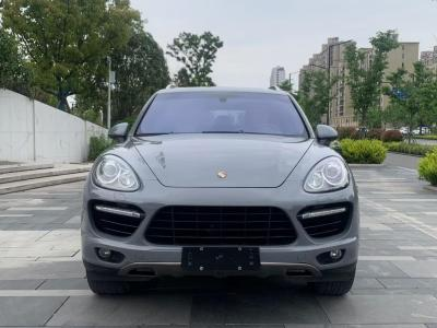 保时捷 Cayenne  2007款 Cayenne Turbo 4.8T