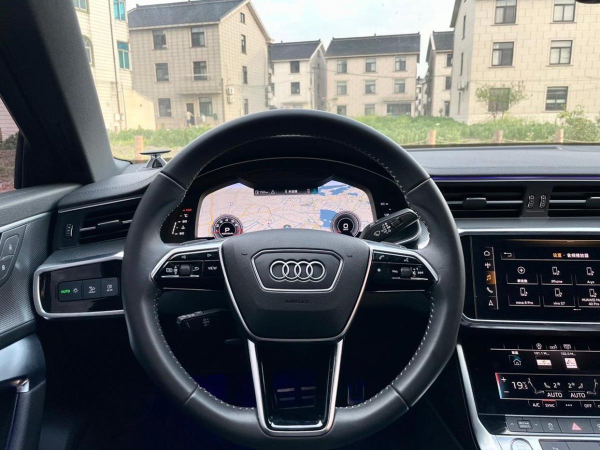 奥迪 奥迪A6L  2019款 45 TFSI 臻选动感型图片