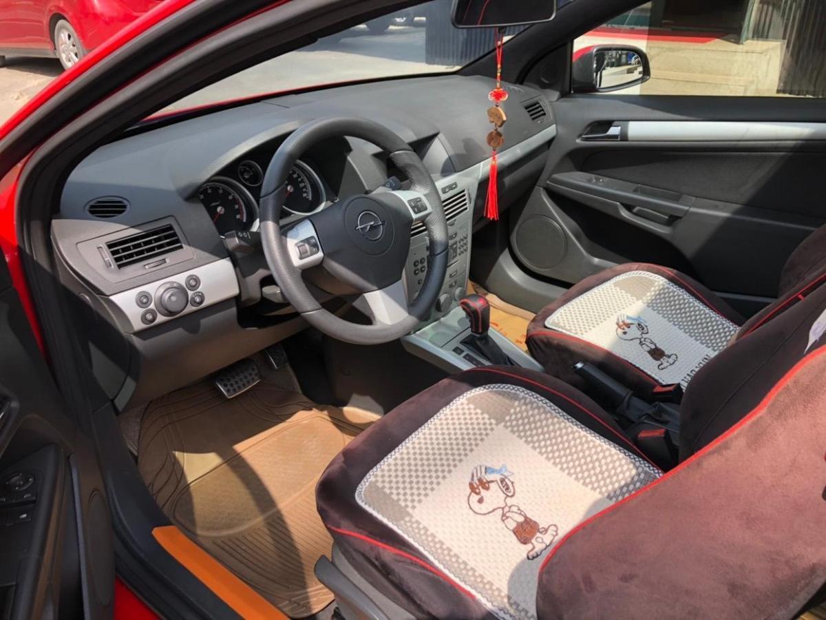 欧宝 雅特  2007款 1.8 GTC全景风挡版图片