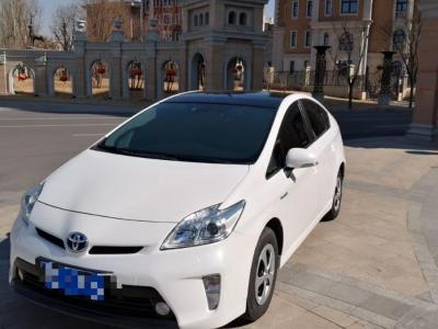 丰田 普锐斯  2012款 1.8L 豪华版