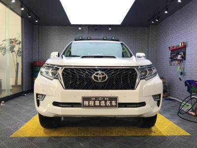 丰田 普拉多  2014款 4.0L 自动TX-L NAVI图片