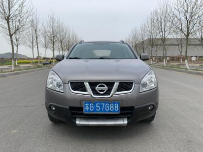 日产 逍客  2012款 2.0XL 火 CVT 2WD图片