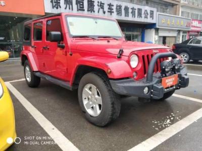 Jeep 牧马人  3.0L 四门图片