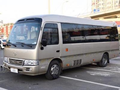丰田 柯斯达  2.7 豪华车20座汽油图片